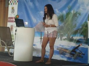 Aleyda Solís habla de SEO internacional. Consejos para tener éxito en mercados internacionales. Fue la última ponencia de SEonthebeach 2014