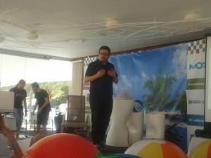 Arturo Marimón habla de Content Market y cómo ganarse la fidelidad del cliente en un proyecto de ecommerce. última conferencia de la mañana del segundo día en SEonthebeach