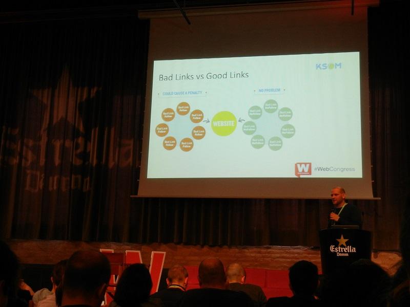 Posicionamiento web: conferencia sobre trucos y consejos para mejorar la visibilidad de una página web en los motores de búsqueda