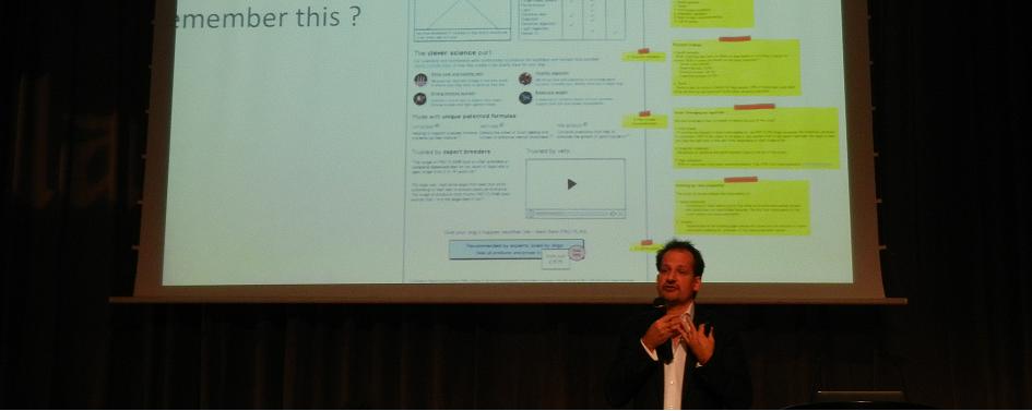 Ivan Imhoff en el WebCongress Barcelona 2015